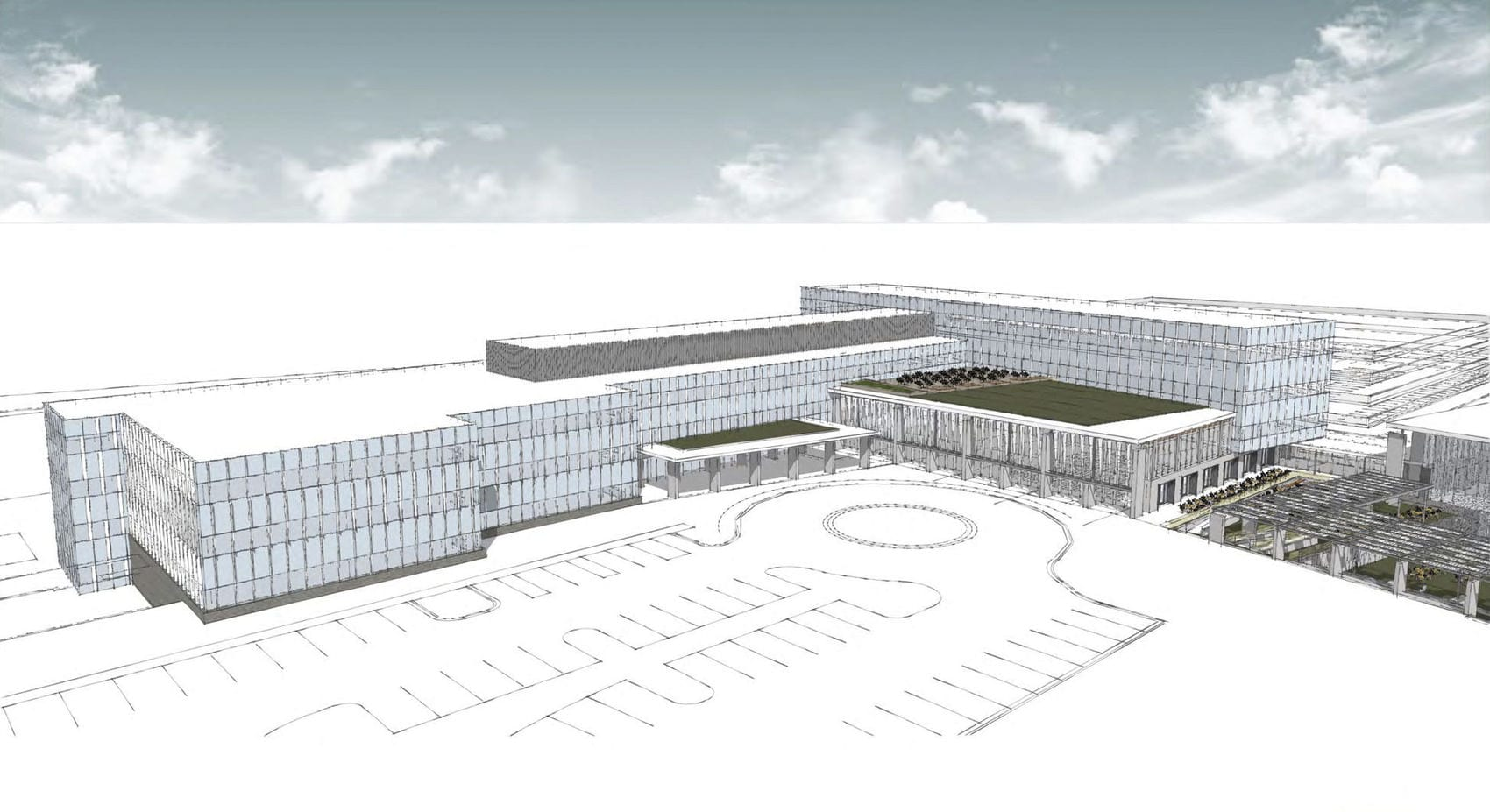 Exact Sciences Unveils More Building Plans At Former
