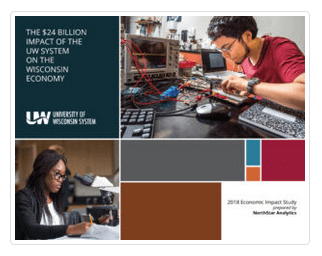 UW System contributes $24 billion to the state's economy each year