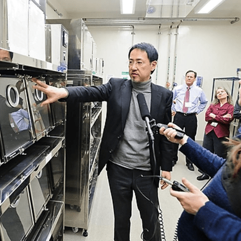 UW-Madison scientist Yoshihiro Kawaoka