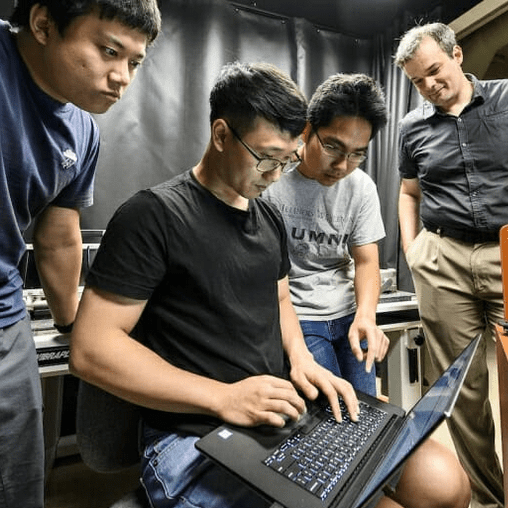 UW Madison Computational Optics lab
