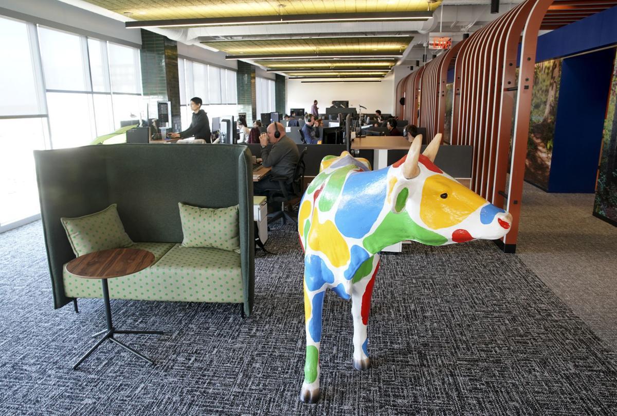 Google offices Madison