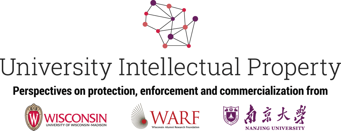 University Intellectual Property: Perspectives on protection, enforcement and commercialization