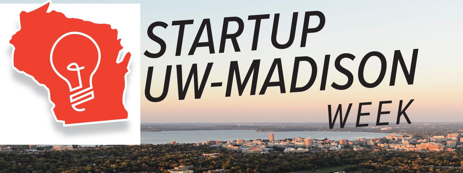 UW–Madison Startup Week