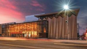 Hamel Music Center, photo by Patrick Stutz