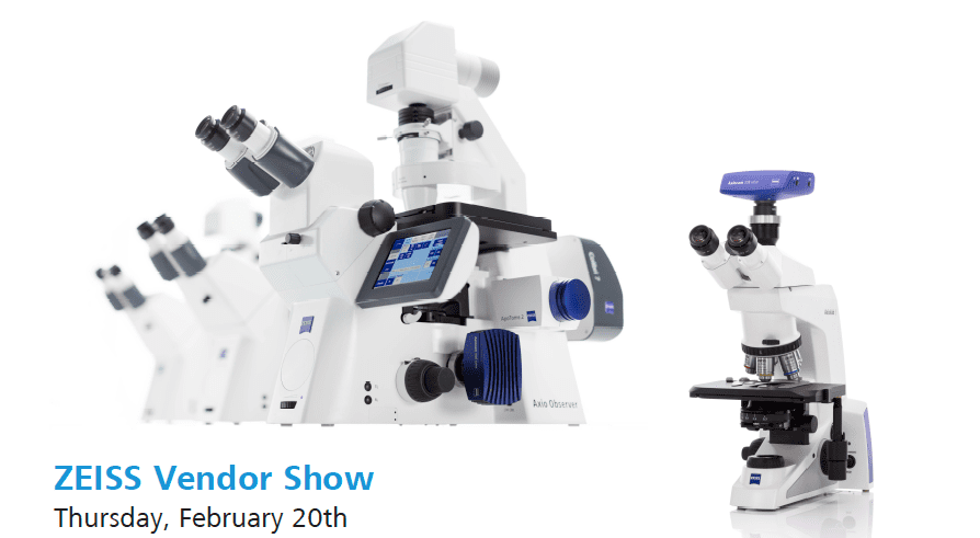 Zeiss Vendor Show