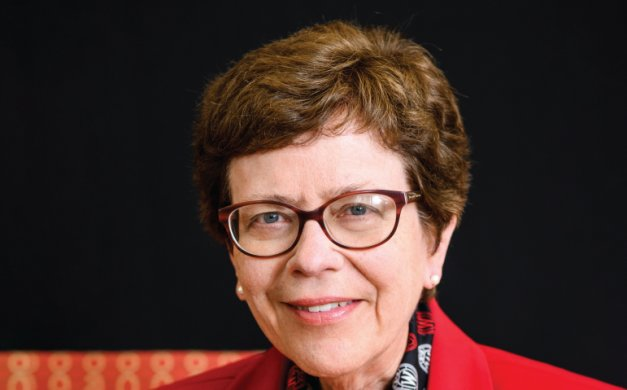 UW Madison Chancellor Rebecca Blank