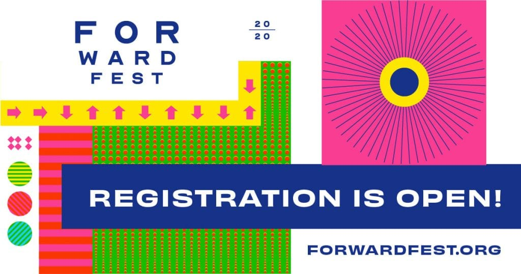 Forward Fest graphic