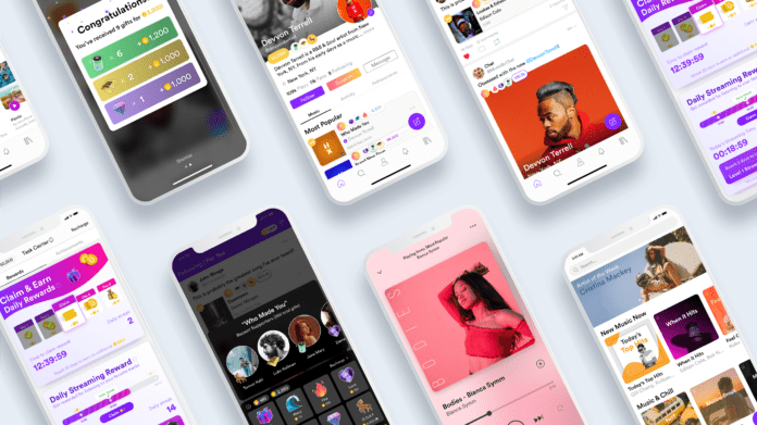 LÜM app screenshots