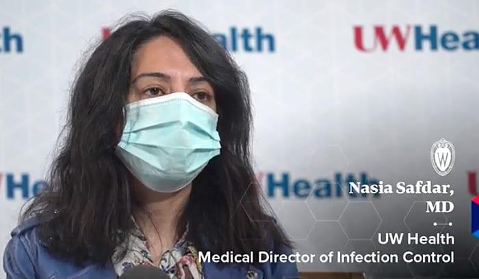 Dr Nasia Safdar