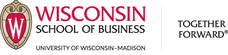 WI School of Business logo