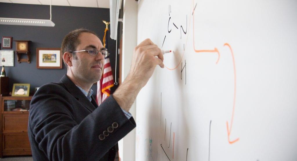 Josh Coon, Morgridge investigator in metabolism