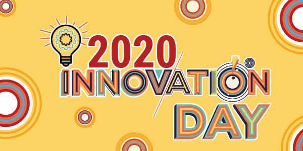Innovation day 2020 graphic