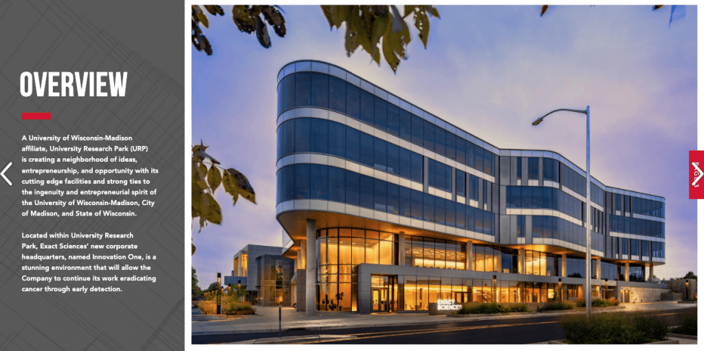 Exact Sciences / Innovation One
