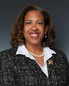 Phyllis Arthur, President for Infectious Diseases and Diagnostics Policy at the Biotechnology Innovation Organization