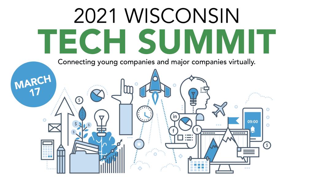 Wisconsin Tech summit graphic