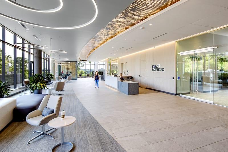 Exact Sciences Lobby