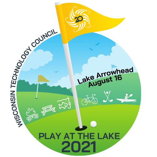 Play at the Lake logo