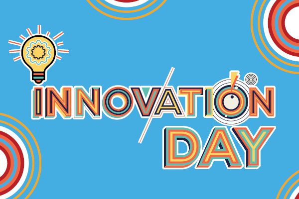 Innovation day graphic